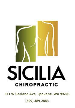 Sicilia Chiropractic Logo